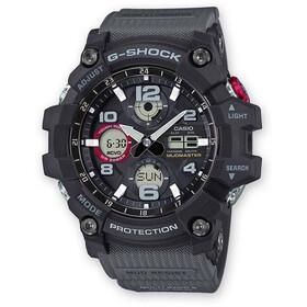 CASIO G-SHOCK GWG-100-1A8ER Reloj Hombre, grey/chrom black